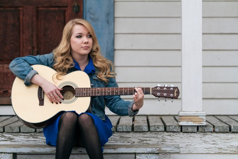 Rebekah Stevens Music CMAO AOTM via Lisa Hughes